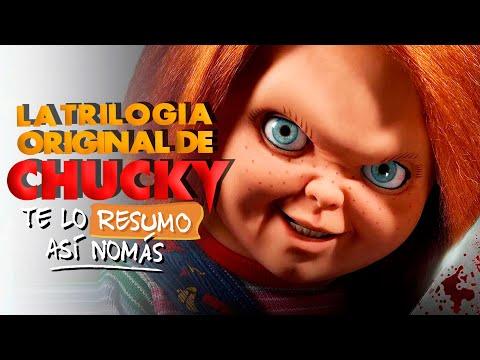 Chucky (La Trilogía) | Te Lo Resumo Así Nomás#139