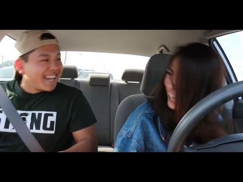Brendan & Mehrnaz Carpool Karaoke