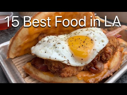 Los Angeles Food Guide | 15 Places To Eat In LA