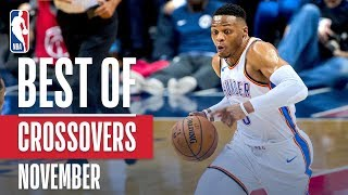 NBA's Best Crossovers | November 2018-19 NBA Season