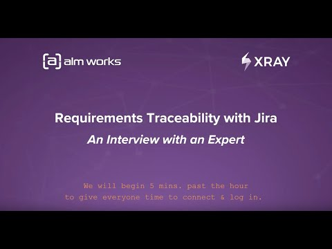 Requirements Traceability With Jira
