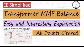 Transformer basic MMF equation Easy explanation in Hindi .All  doubts will be cleared.