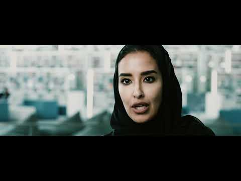 Qatar National Library - Opening Film