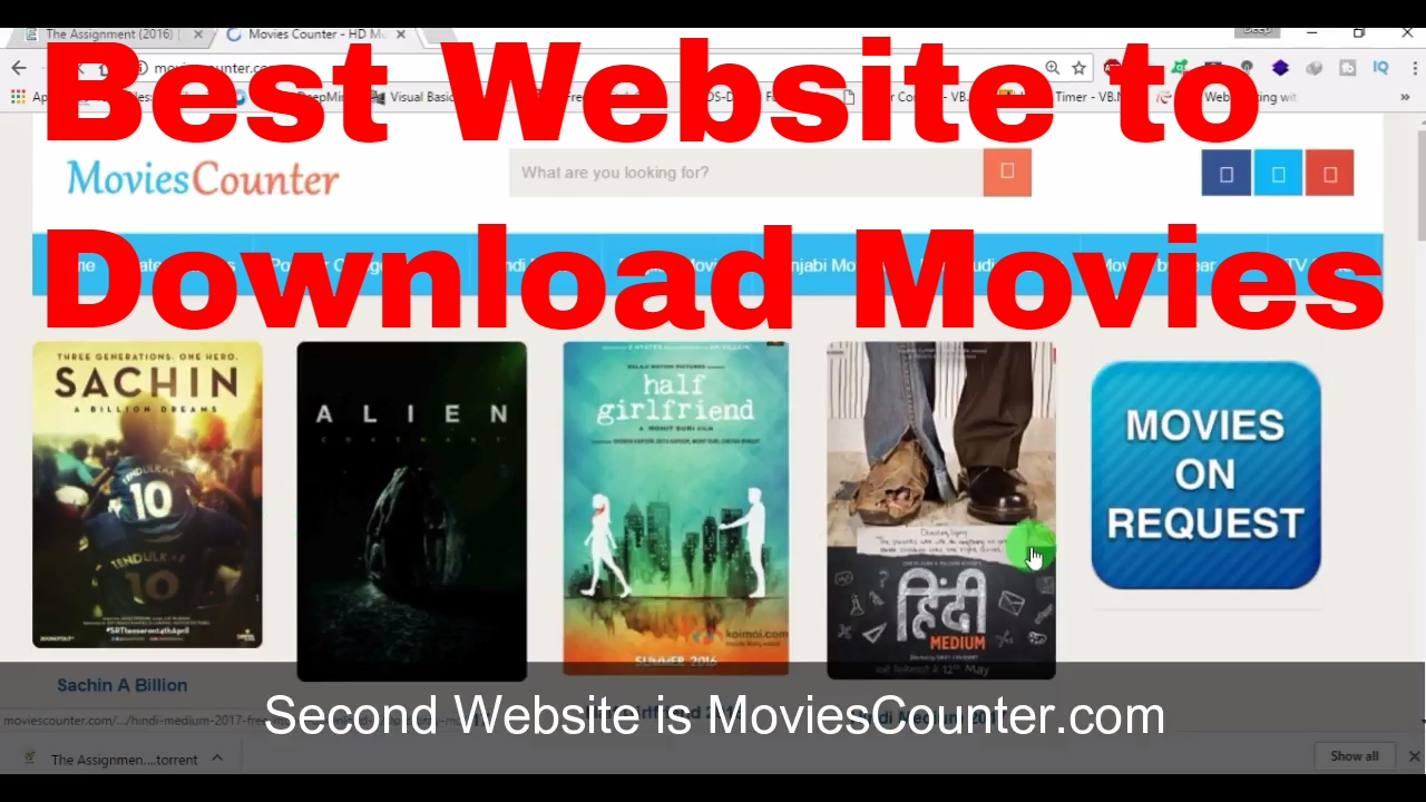 Top 10 best & free hindi movie download sites bollywood 2019.