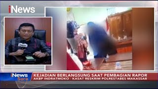 Polisi Beberkan Kasus Ibu-ibu Aniaya Siswi SD saat Pengambilan Rapor - iNews Sore 29/12