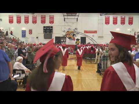 Kankakee Valley High School 2019 Graduation