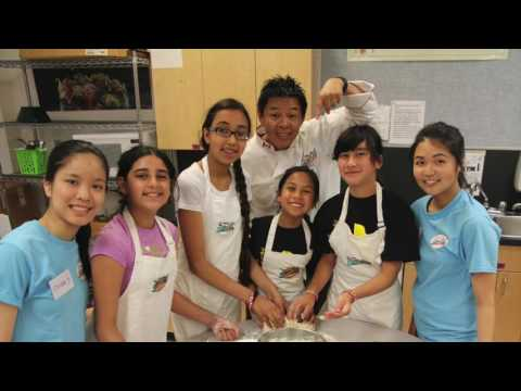 SuperChefs Cookery for Kids July 4-7 @ QE 2017