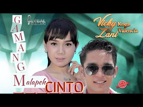 Download VICKY KOGA TERBARU feat ZANY VALENCIA  ||  GAMANG MALAPEH CINTO ( Official Music Video)
