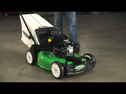 All Wheel Drive Lawn Mower Self Propelled With Variable