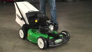 Adjust the Traction on a Lawn-Boy All Wheel Drive Mower