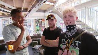 Donnie en Joost hebben de hele rapgame uitgespeeld - RTL BOULEVARD