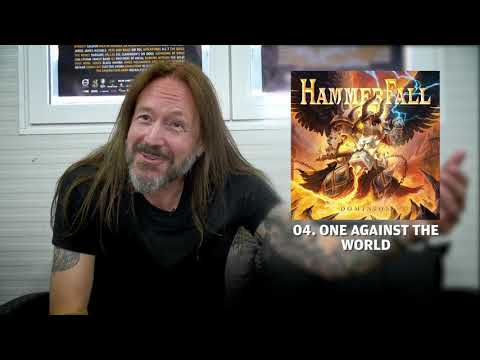 HAMMERFALL - One Against The World (Dominion Track by Track) | Napalm Records