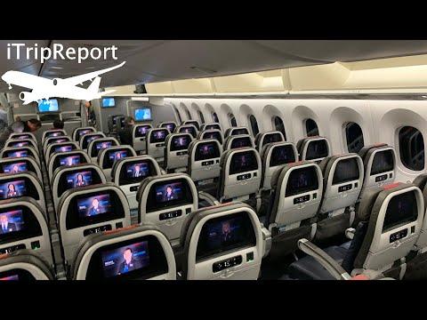 American 787-9 Main Cabin Review