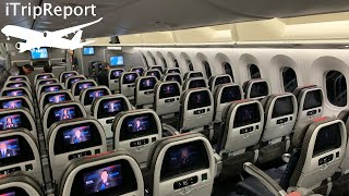 American 787-9 Main Cabin Review
