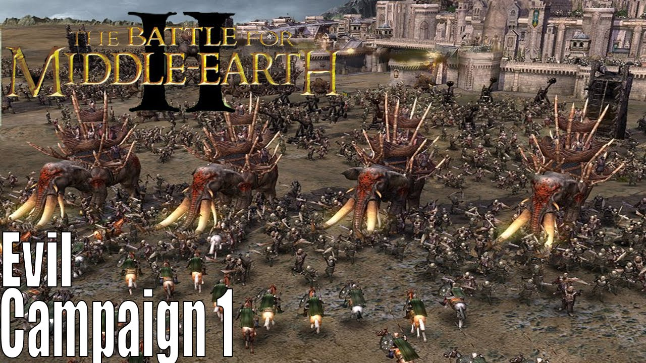 Lotr the battle for middle earth 2 download full game
