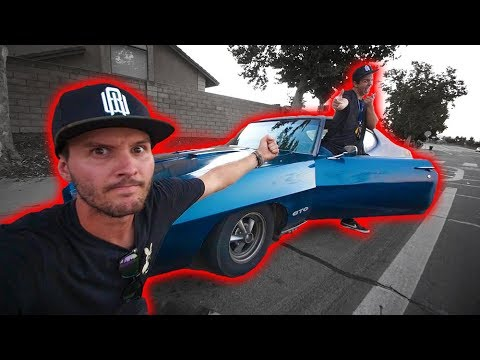 I GOT MY STOLEN CAR BACK!!