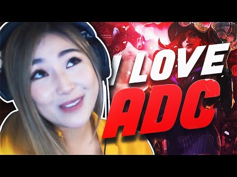 I LOVE AD CARRY! | XCHOCOBARS LEAGUE OF LEGENDS thumbnail