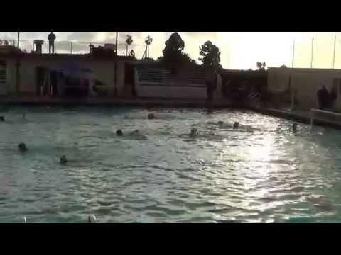 Huntington Beach High School girls water polo Vs Palos Verdes Q3