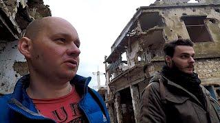 Сирия: Как ненавидят Россию и Путина Разруха и Нищета городов