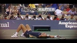 US Open 50 for 50: Patrick Rafter, 1997 & 1998 Men's Singles Champion