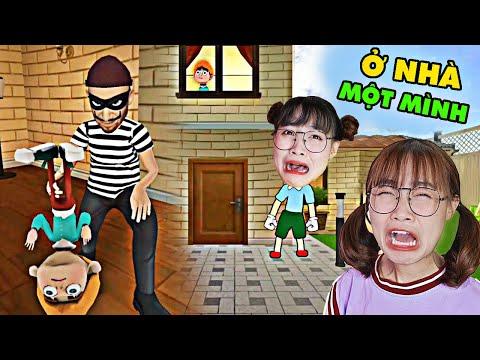 Hà Sam Ở Nhà Một Mình Và Tên Trộm Xui Xẻo - Robbery Clash