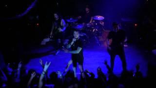 Bury Tomorrow - Royal Blood (Live) @ The Haunt, Brighton. 25-04-2015