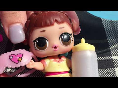 Naše Nová LOL Dolls Series 3 Confetti Pop