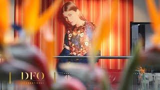 DFO - AW17 Showroom at Shanghai Fashion Week Highlights