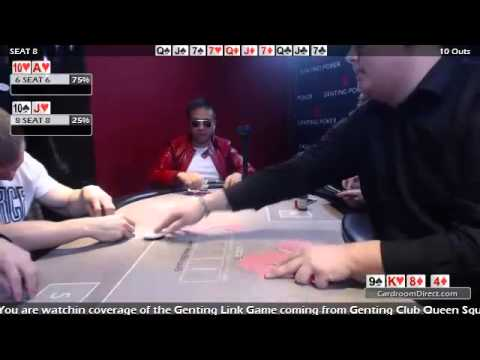 Genting Club Queen Square, Link game flight A