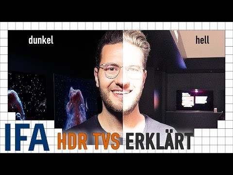 Was ist HDR TV? | IFA 2016