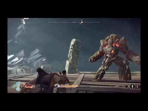 24 Minit Gameplay Pertempuran God of War Terbaru