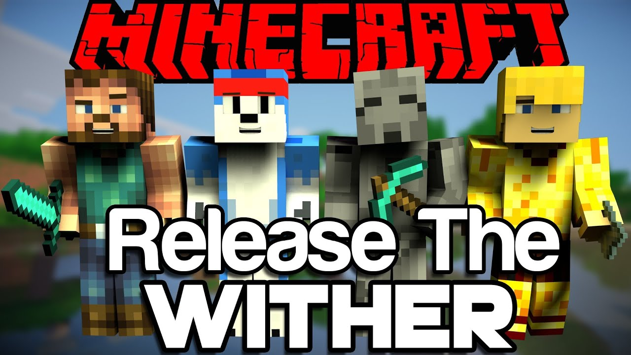 """Download Release the Wither UHC: Episode 7 """"And Death Do Us Part"""""""