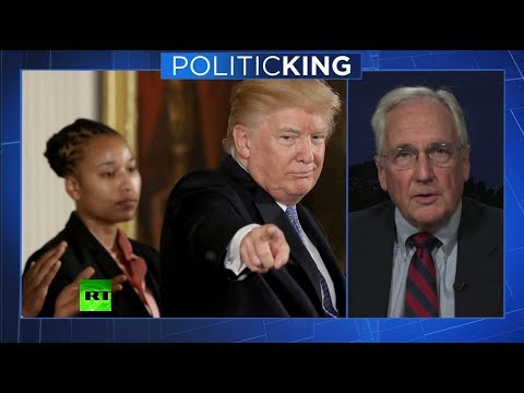 'Despite the noise, the so-called chaos, Trump's been checking his list!' – fmr US rep