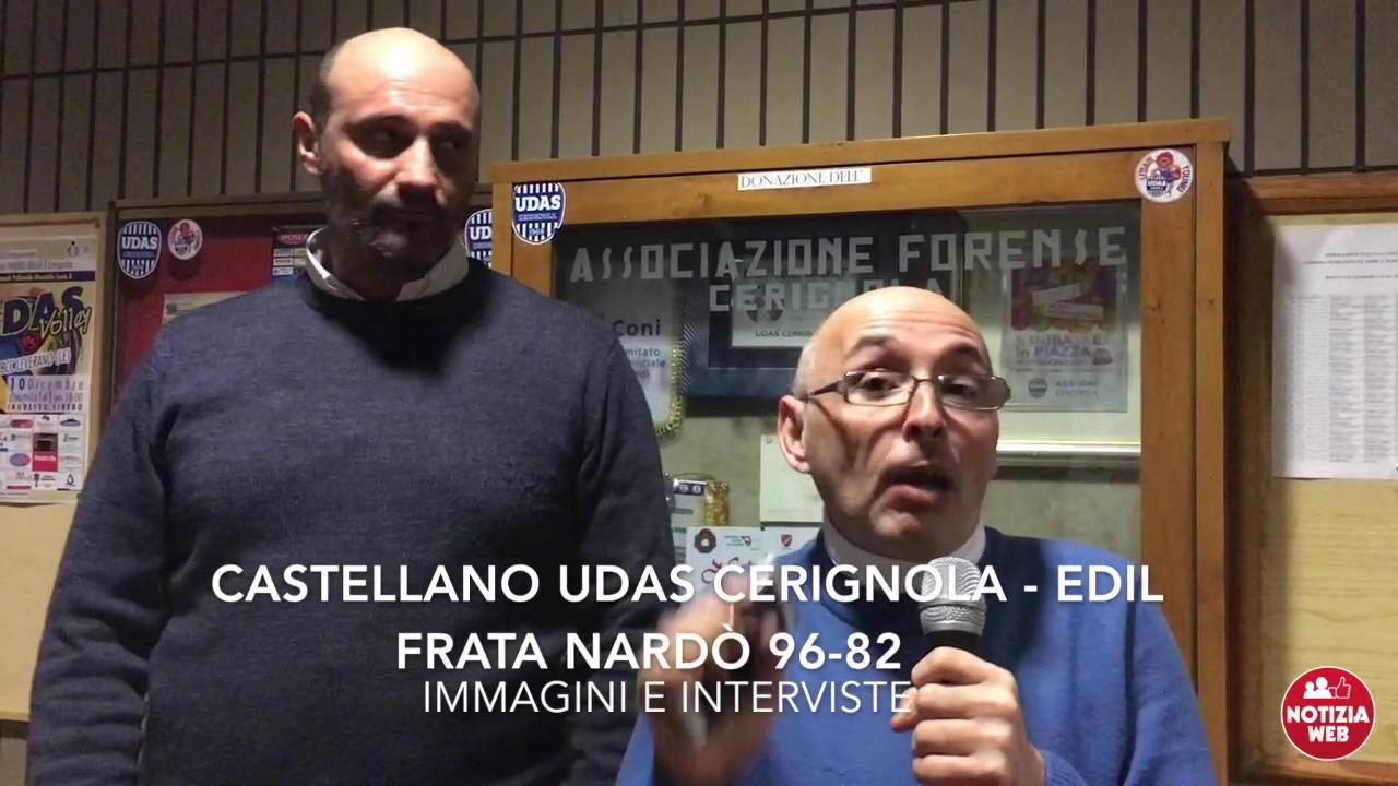 Immagini E Interviste Castellano Udas Edil Frata Nardo 96 82 22 12