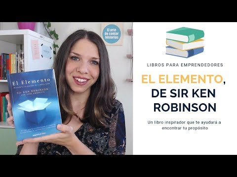 Libros Para Emprendedores #4 - El Elemento, De Ken Robinson