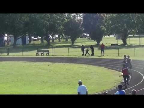 Trevon Pitt Nandua High School 800 meter run 2:04