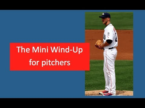 The Mini Wind-Up for pitchers