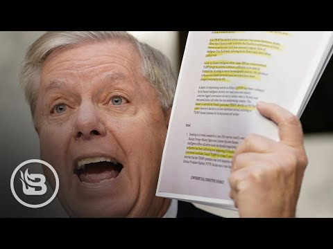 Sen. Graham Torches Media in Opening Statement at IG Report Hearing