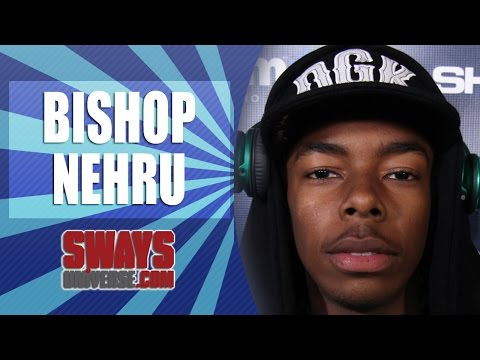 Bishop Nehru Freestyles Live on Sway in the Morning