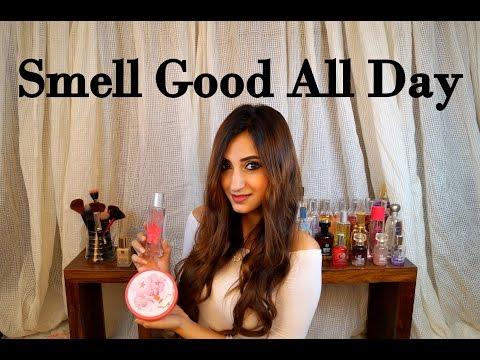 How To Smell Good All The Time! | Aishwarya Kaushal