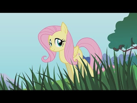 Pony Girl (Fluttershy Version)