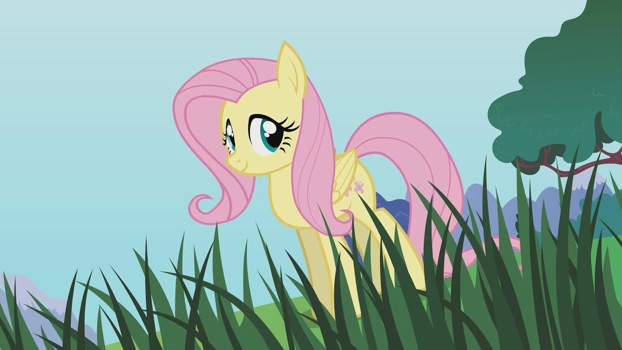 Pony Girl (Fluttershy Version) image