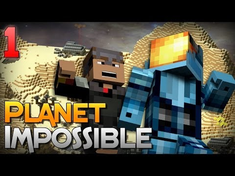 Minecraft: Planet Impossible Modded Survival! Ep. 1 - SO Hardcore!!!