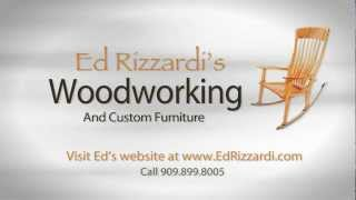 Custom Furniture - Custom Rocking Chairs - Rancho Cucamonga, Upland, Claremont, Chino