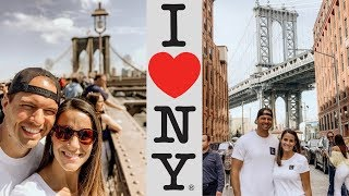 THE PERFECT DAY TO FALL IN LOVE | NEW YORK CITY TRAVEL VLOG