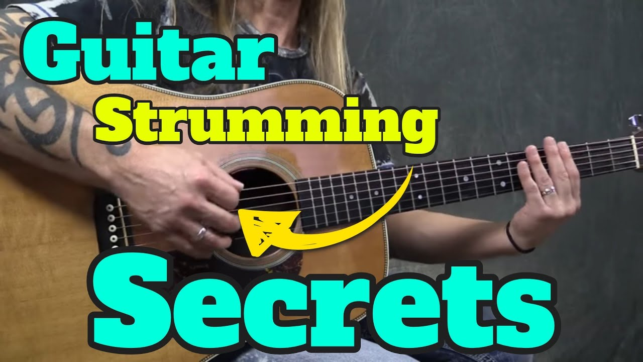 steve stine guitar lesson essential guitar strumming secrets youtube. Black Bedroom Furniture Sets. Home Design Ideas
