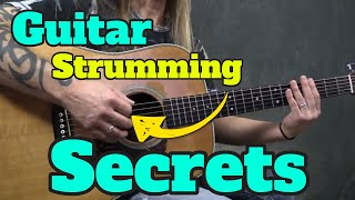 Steve Stine Guitar Lesson - Essential Guitar Strumming Secrets