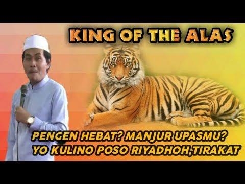Pengen Hebat ?? Yo Poso Tirakat, Koyo King Of The AlaS Wkkk KH Anwar Zahid Terbaru