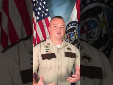 The Franklin County Missouri Sheriff Department Gives Thanks