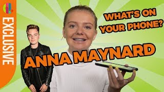 Anna Maynard prank calls her brother! | First, Last Or Scroll